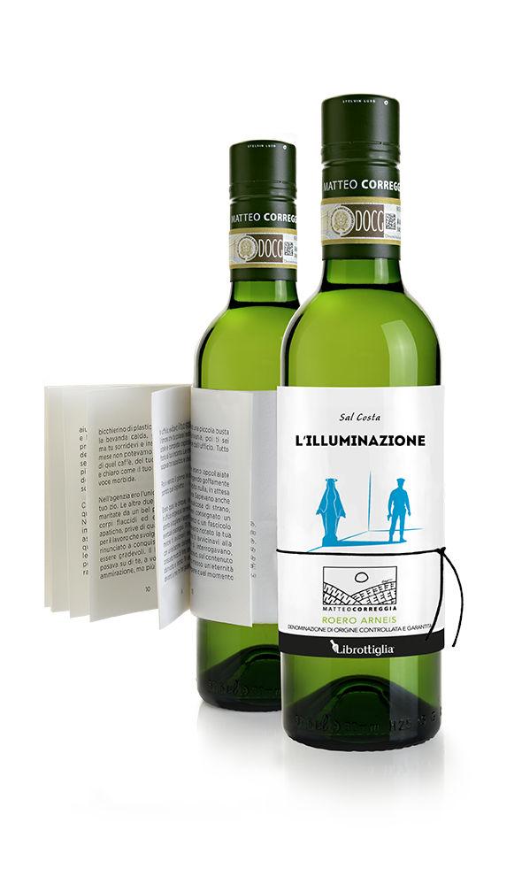 illiminazione vino